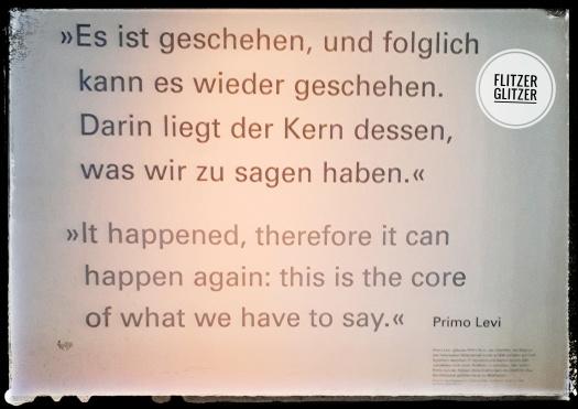 Bitte vergesst es nie... es ist so wichtig 😔 (Holocaust-Mahnmal Berlin)